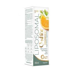 Vitamin C 1000 mg + cink v liposomski oblliki Gaia naturelle