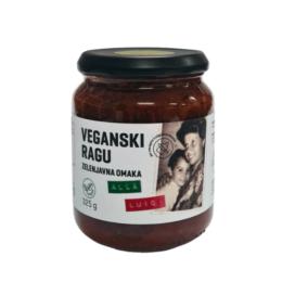 Zelenjavna omaka Veganski ragu Alla Luigi