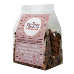 Fruštek granola z mandlji in kakavom MINI 60g