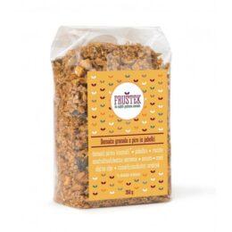Fruštek granola s piro in jabolki 350g