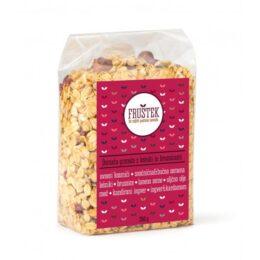 Fruštek granola z lešniki in brusnicami 350g