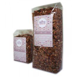 Fruštek granola z mandlji in kakavom MAXI 1Kg