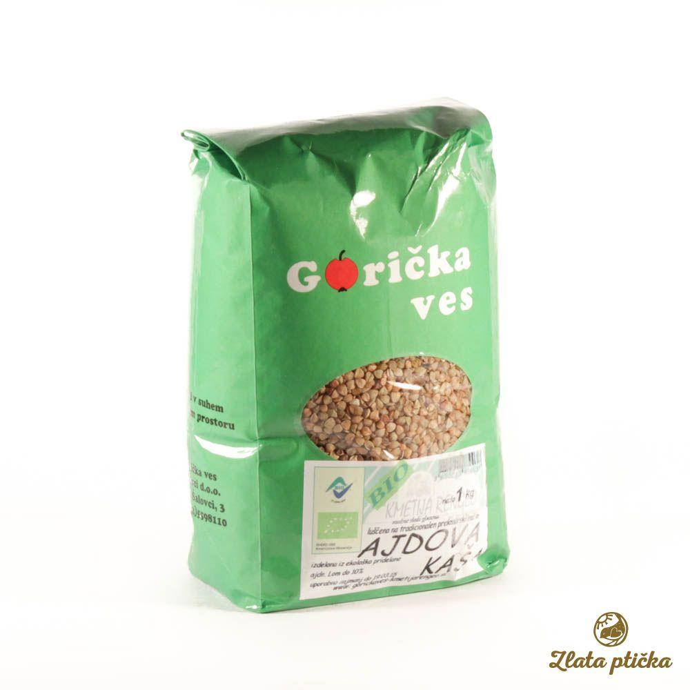 Ajdova kaša iz ekološke pridelave 1kg