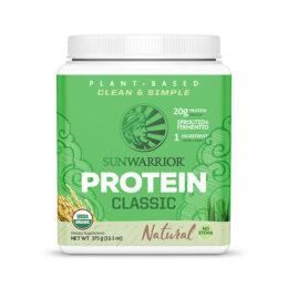 Sunwarrior Classic rastlinski proteini Natural 375g