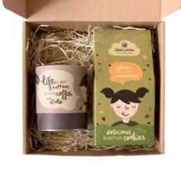 Paketek za dober začetek COFFEE & COOKIES