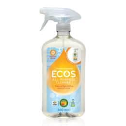 Naravno čistilo za različne površine pomaranča ECOS