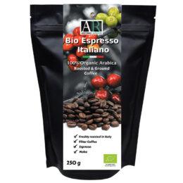 Bio espresso italiano 250g