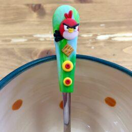 Unikatna žlička Angry bird