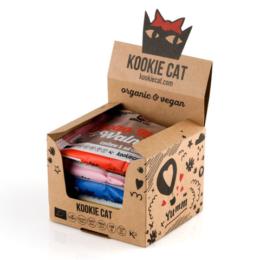 Kookie cat paket polnovrednih piškotov 5x50g