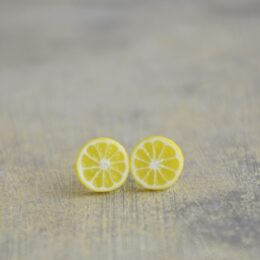 Mali uhani Limone