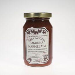 Domača marmelada JAGODNA