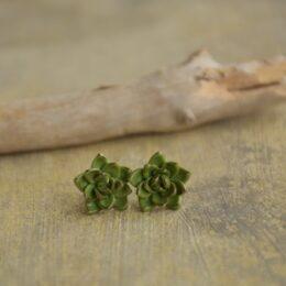 Mali uhani Zeleni netreski Brlogarka