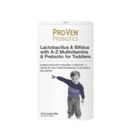 Multivitamini in probiotiki za otroke ProVen od 1. do 4. leta