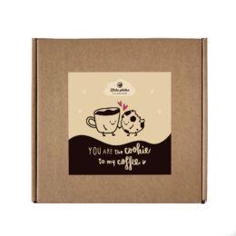Paketek Cookie to my coffee