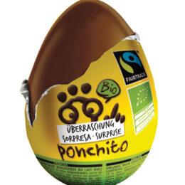 Čokoladni jajček Ponchito