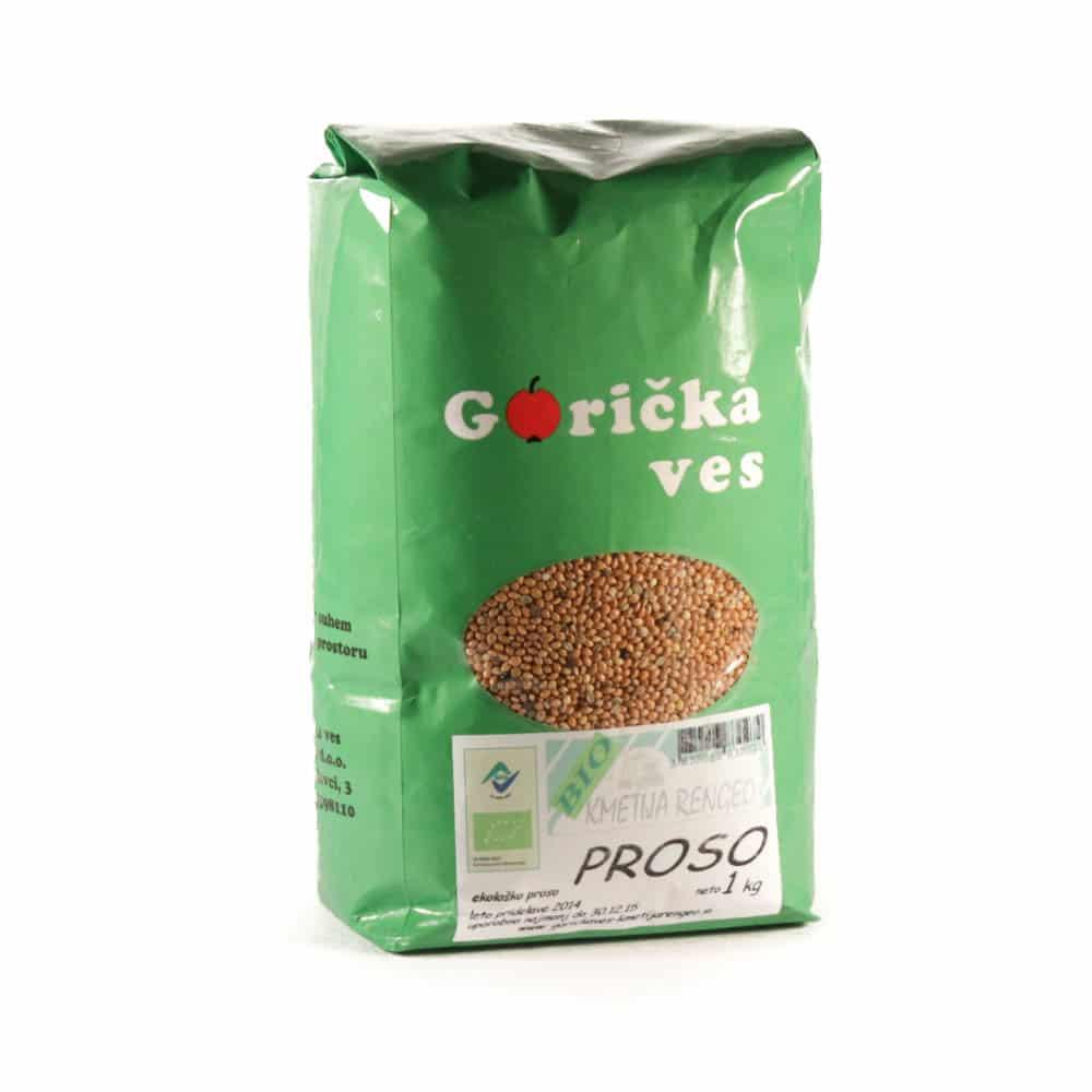 Proso iz ekološke pridelave 1kg