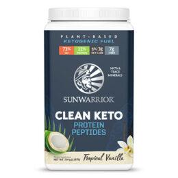 Sunwarrior KETO proteini Vanilija 720 g