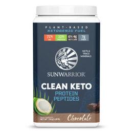 Sunwarrior KETO proteini Čokolada 720 g