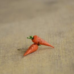 Mali uhani korenje Brlogarka