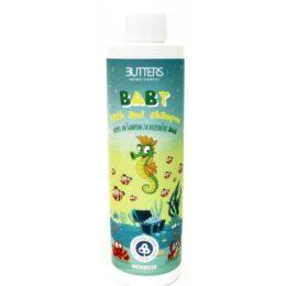 Kopel in šampon za dojenčke Butters 2v1
