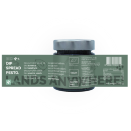 Bio DIP / PESTO Helicopter food 120g