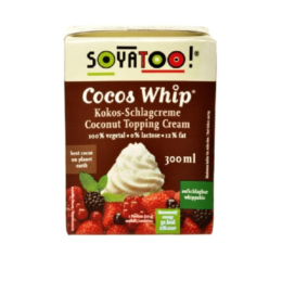Kokosova krema za stepanje Soyato 300ml