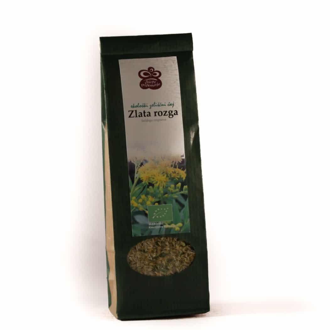 Zlata rozga iz ekološke pridelave 20g