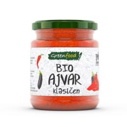 Makedonski AJVAR Greenfood 260g