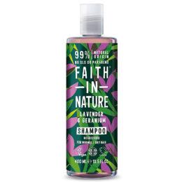 Naravni šampon za suhe lase sivka 400ml