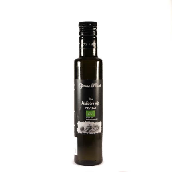 Arašidovo olje iz ekološke pridelave 250ml