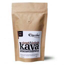 Kava Aromatizirana cimet in lešnik 100g