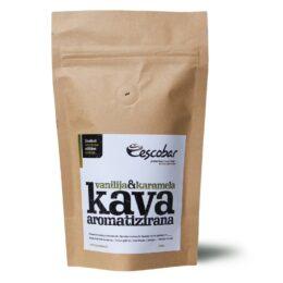 Kava aromatizirana vanilija karamela 100g