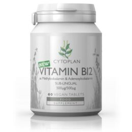 Vitamin B12 Sublingual Hidroksikobalamin 1mg 60 kapsul