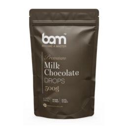 Mlečna čokolada za peko BAM 500g