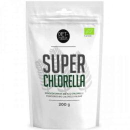Bio Chlorella v prahu Dietfood 200g