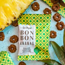 La popsi bonbon ANANAS