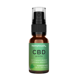 CBD pršilo meta 300 mg CBD