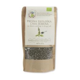 Presna ekološka Chia semena230g