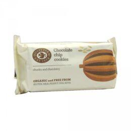 Čokoladni piškoti brez glutena 180g Doves farm