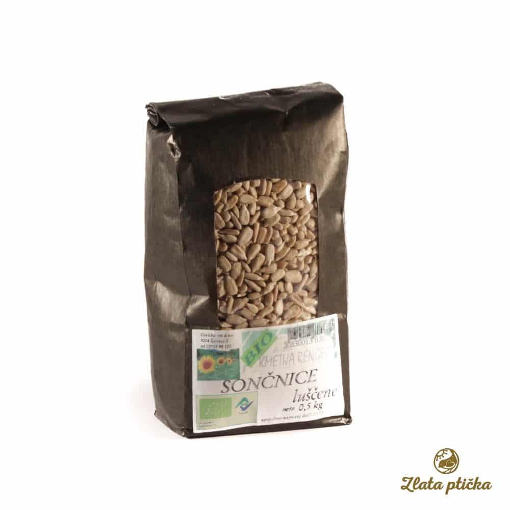 Sončnično seme iz ekološke pridelave 0,5kg