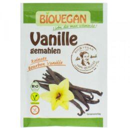 Eko vanilijev sladkor 5x8g Biovegan