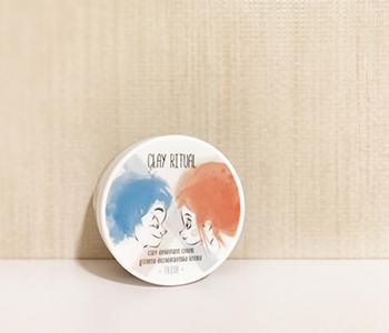 Glinena dezodorantska krema FRESH