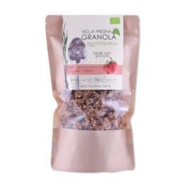 BIO presna granola JAGODA KOKOS Drobtinka 230g
