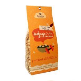 Proteinska granola z mandlji 300g
