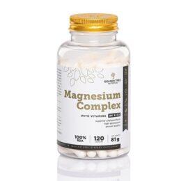 Magnezijev kompleks + vitamin B6 in vitamin D3