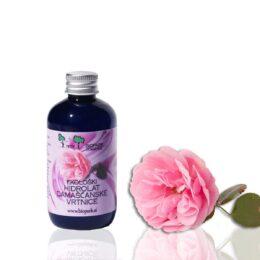Ekološki hidrolat damaščanske vrtnice 100ml