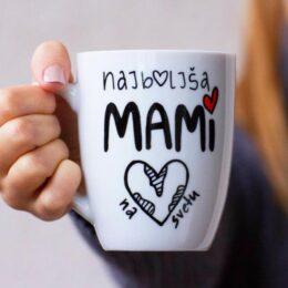 Skodelica najboljša mami