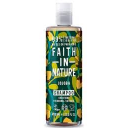 Naravni šampon lase jojoba 400ml