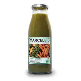 Bio juha iz 7 ZELENJAV 480ml Marcel Bio