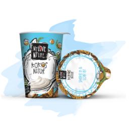 Kokosov jogurt NATUR 400g